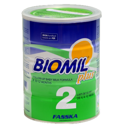 Biomil Plus 2 Milk Powder (400gm)