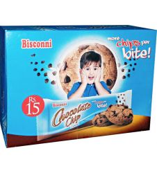 Bisconni Chocolate Chip Kite Biscuit (6 Packs)