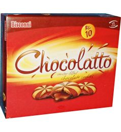 Bisconni Chocolatto Biscuit (12 Packs)