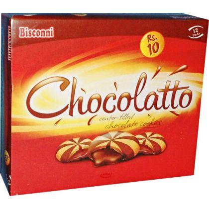 Bisconni Chocolatto Biscuit (12 Packs)