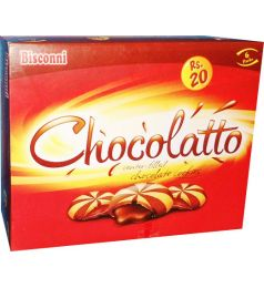Bisconni Chocolatto Biscuit (6 Packs)