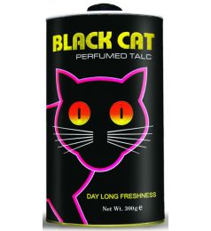 Black Cat Tin Large (300G)