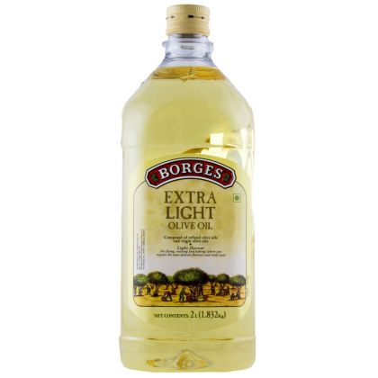 Borges Extra Light Olive Oil (2 ltr)