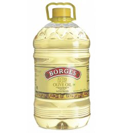 Borges Extra Light Olive Oil (5 ltr)