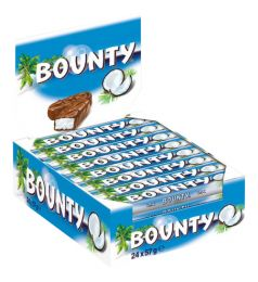 Bounty Chocolate (24x57gm)