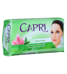 Capri Refreshing Green Tea and Wild Orchid (155gm)
