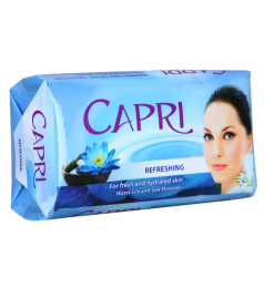 Capri Refreshing Water Lily and Sea Minerals (155gm)