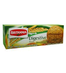 Britannia Biscuit Digestive Regular Biscuits (400gm)