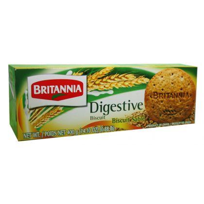 Britannia Biscuit Digestive Regular Biscuits (400gm)