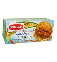 Britannia Biscuit Digestive Sugar Free Biscuits (350gm)