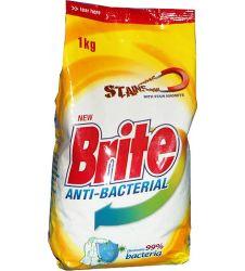 Brite Antibacterial Washing Powder (1kg)