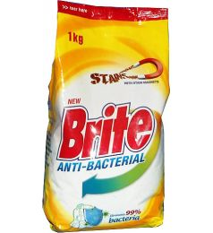 Brite Antibacterial Washing Powder (1kg)