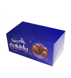Cadbury Dairy Milk Bubbly (24x20gm)