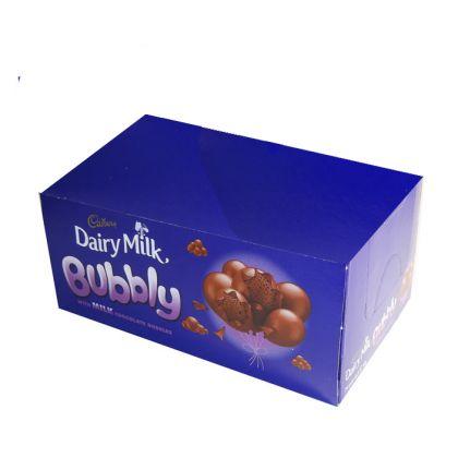 Cadbury Dairy Milk Bubbly (24x20gm)