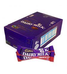 Cadbury Dairy Milk Fruit Nut (24x42gm)