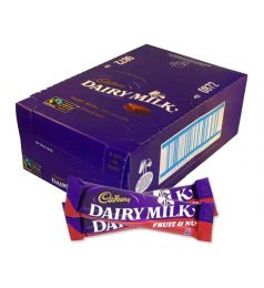 Cadbury Dairy Milk Fruit Nut (24x42gm)