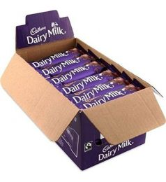 Cadbury Dairy Milk Roast Almond (24x40gm)