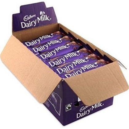 Cadbury Dairy Milk Roast Almond (24x40gm)