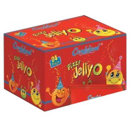 Candyland Jello Mello Pizza (24bag)