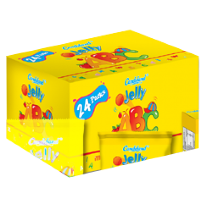Candyland Jelly Abc (24bag)