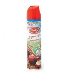 Charm Air Freshener Apple & Cinnamon (240ml)