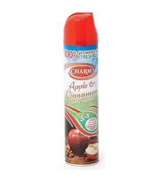 Charm Air Freshener Apple & Cinnamon (240ml)