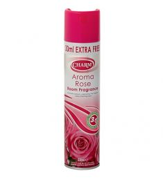Charm Air Freshener Aroma Rose (240ml)