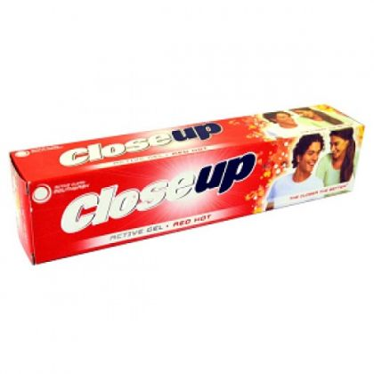 Close Up Red Hot Toothpaste (200gm)