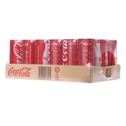 Coca Cola Can (24x300ml)