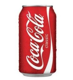 Cocacola Can (300ml)