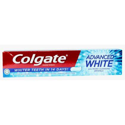 Colgate Advanced Whitening Toothpaste (160gm)