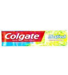Colgate Max Fresh Citrus Green Toothpaste (75gm)