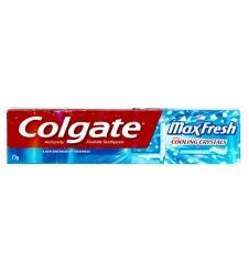 Colgate Max Fresh Cooling Blue Toothpaste (75gm)