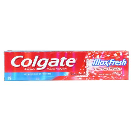 Colgate Max Fresh Cooling Red Toothpaste (125gm)