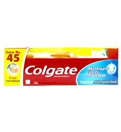 Colgate Maximum Cavity Protection Toothpaste (200gm)