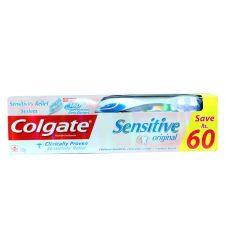 Colgate Sensitive Original Toothpaste Brush Pack (150gm)