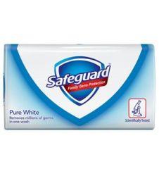 SAFEGUARD PURE WHITE SOAP (115G)