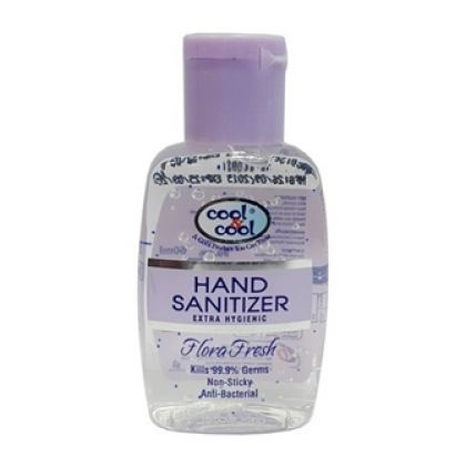 Cool & Cool Hand Sanitizer - Flora Fresh