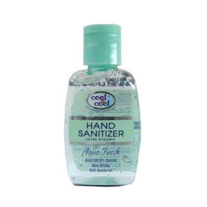 Cool & Cool Hand Sanitizer - Herbal