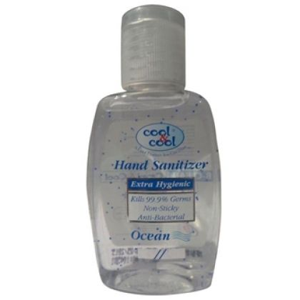 Cool & Cool Hand Sanitizer - Ocean