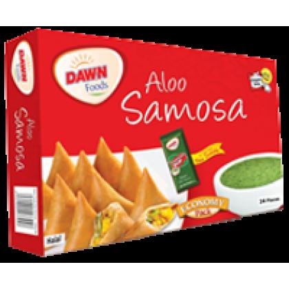 Dawn Aaloo Samosa Regular 240 Grams (12 Pieces)