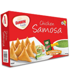 Dawn Chicken Samosa Medium (480 Grams)