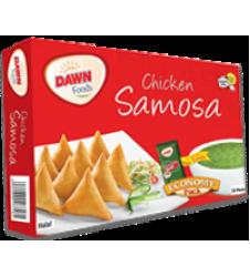 Dawn Chicken Samosa Large (1kg)