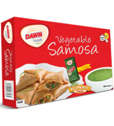 Dawn Vegetable Samosa Regular (240 Grams)