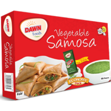Dawn Vegetable Samosa Medium (480 Grams)
