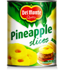 Del Monte Pineapple Slice (432gm)