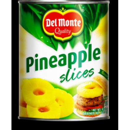 Del Monte Pineapple Slice (432gm)