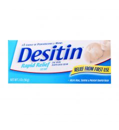 Desitin Diaper Rash Rapid Relief Creamy (56gm)