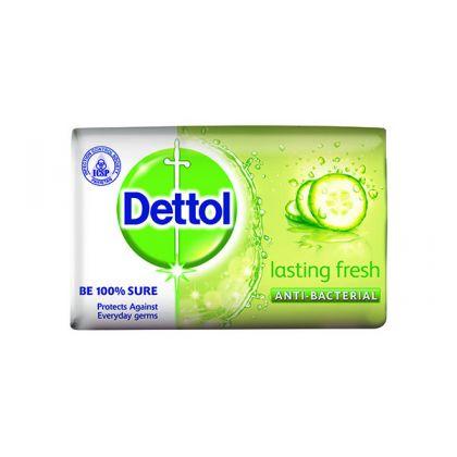 Dettol Antibacterial Lasting Fresh Bar Soap (100gm)