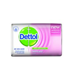 Dettol Antibacterial Skincare Bar Soap (100gm)